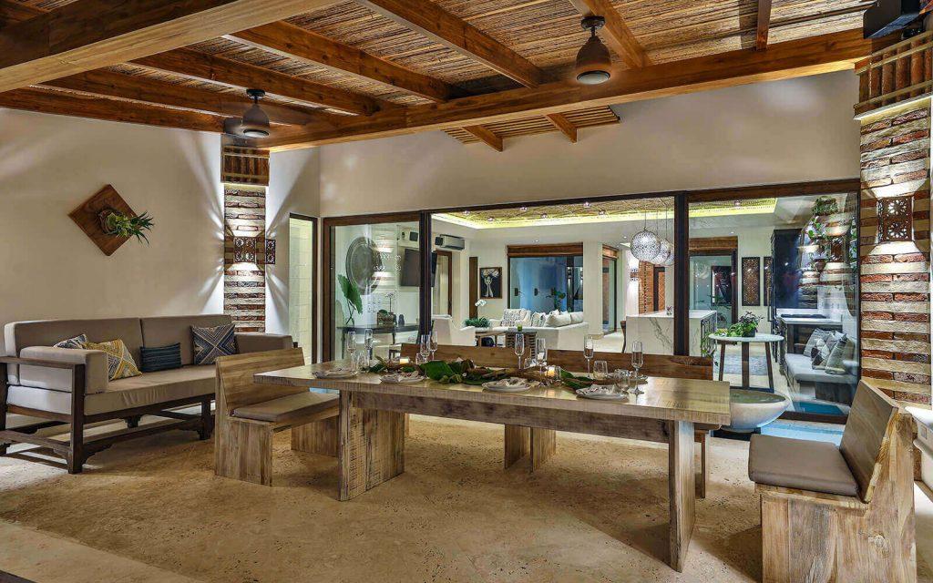 CasaTeresa Luxury Villa Restaurants