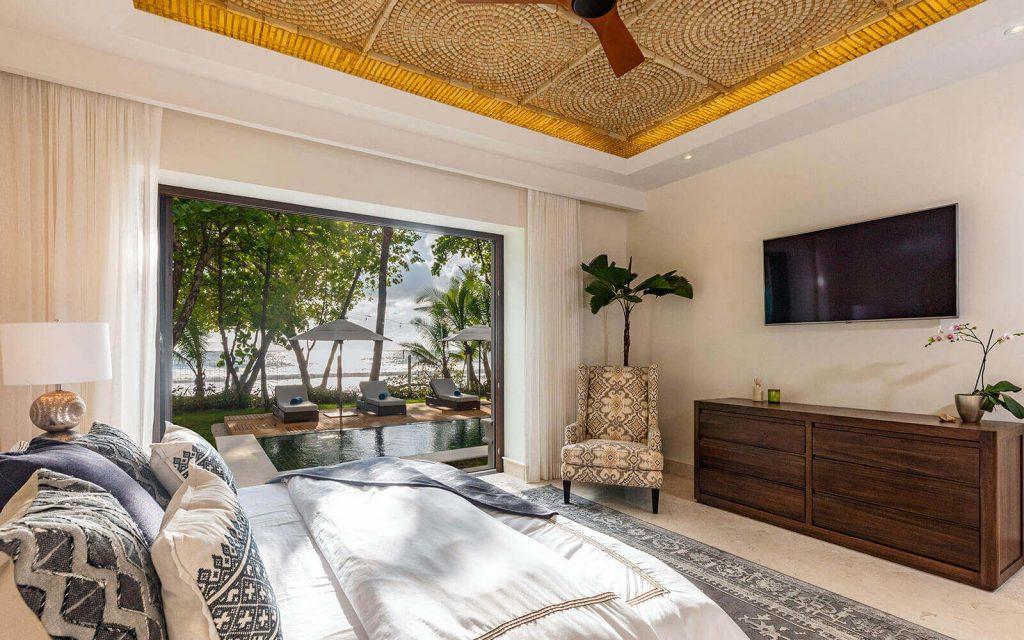Casa Teresa Luxury Villa Bedroom Side View