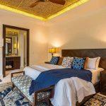 Casa Teresa Luxury Villa Bedroom Evening View