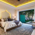 CasaTeresa Luxury Villa Bedroom Evening View
