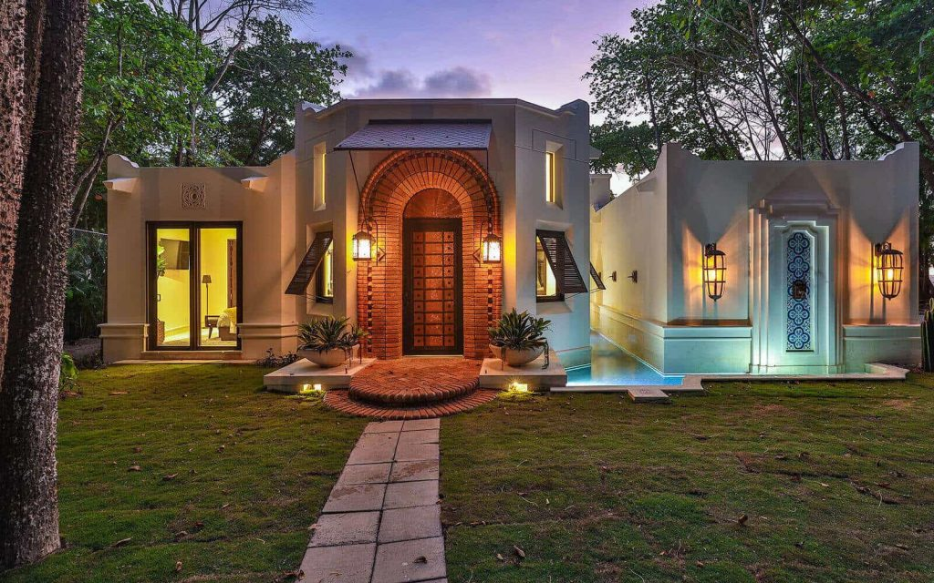 CasaTeresaLuxury Villa Main Entrance