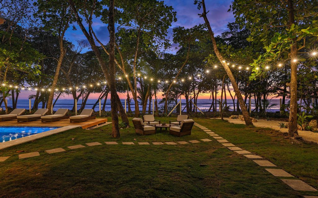 CasaTeresa Luxury Villa Garden