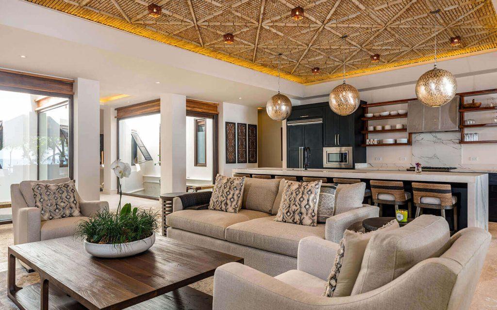 CasaTeresa Luxury Villa Living roomDay View