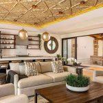 Casa Teresa Luxury Villa Living room Front View