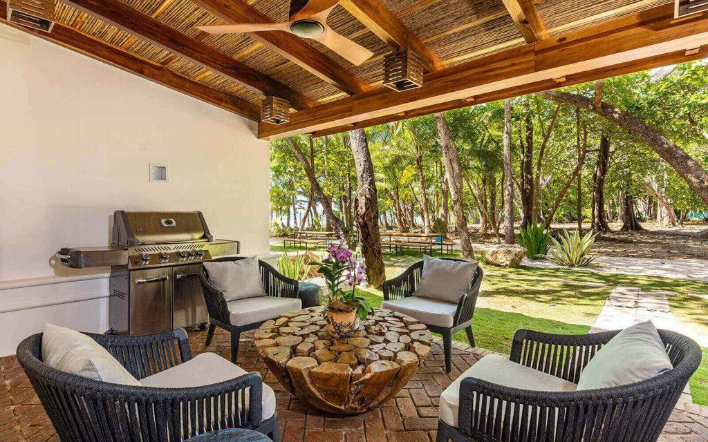 Casa Teresa Luxury Villa Porch
