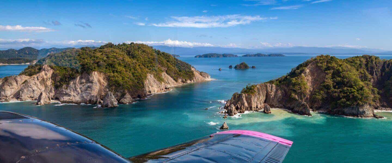 Exotic Costa Rica Beach