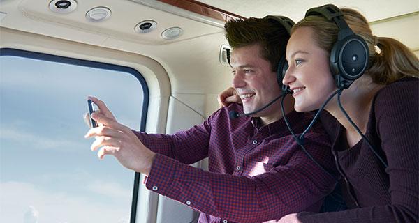 CasaTeresa Luxury Villa Vacation Helicopter Tours Transportation
