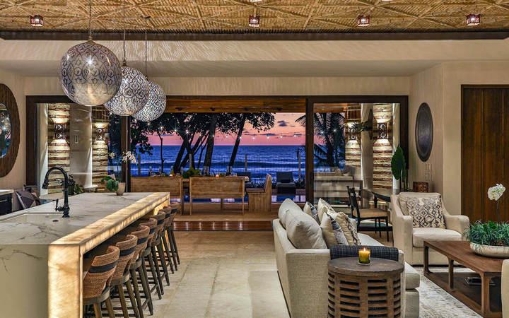 Casa Teresa Living Room 1