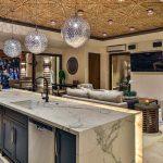 Casa Teresa Luxury Villa Kitchen Night View